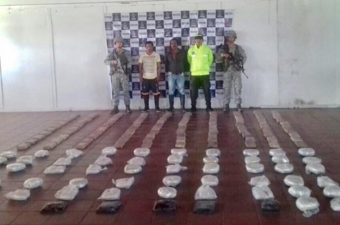 Ejército dio nuevo golpe al narcotráfico en el Putumayo