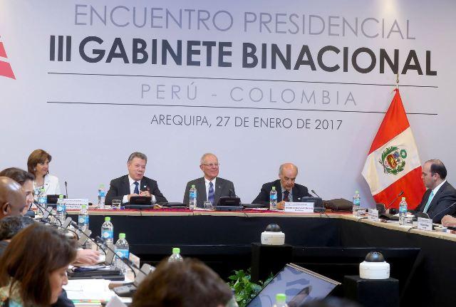 Perú y Colombia desarrollarán proyectos de salud en zonas de frontera