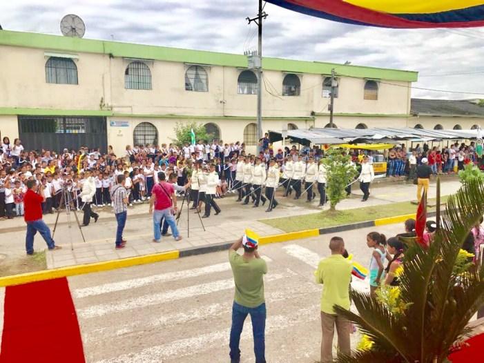 Con imponente desfile militar en Puerto Asís, Ejército conmemora 207 años de la independencia de Colombia