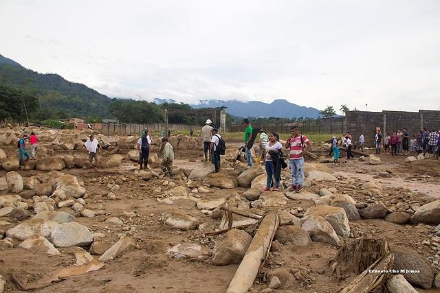 En reunión con el Gobierno, habitantes de Mocoa denuncian demoras en reconstrucción