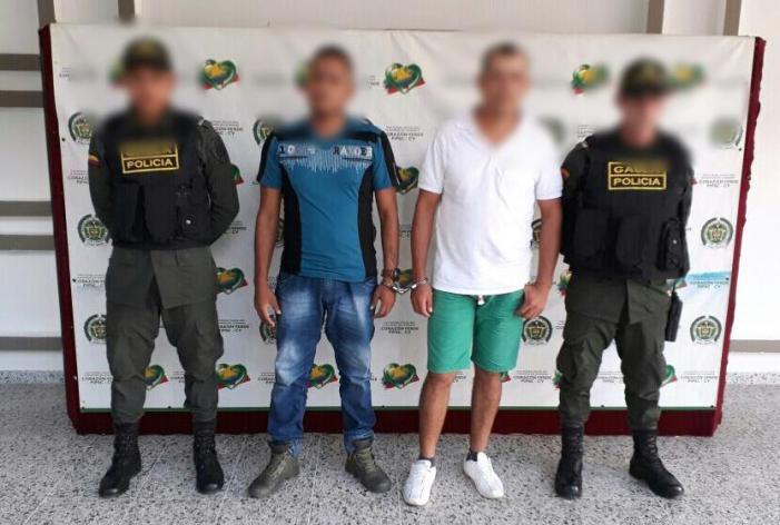 Capturados presuntos responsables de extorsiones en Mocoa