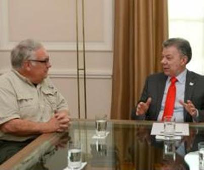 Filántropo Howard G. Buffett dona USD$32 millones para Colombia