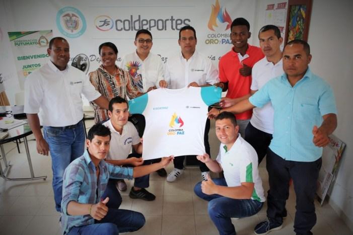 Escuelas Deportivas por la Paz, la nueva apuesta del Putumayo