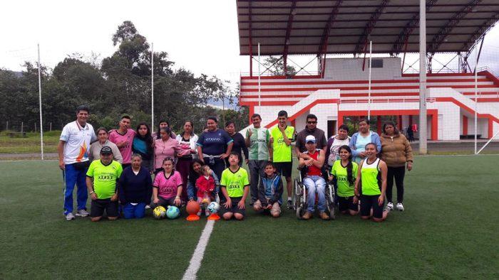 En el Putumayo se vive el deporte y la paz con deporte social