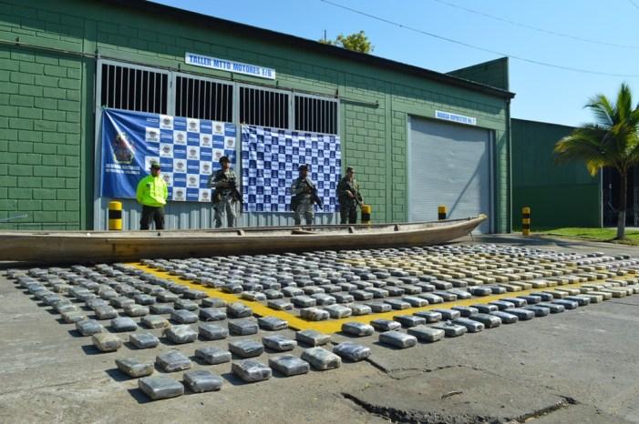 Incautados 473 kilos de marihuana en el Putumayo