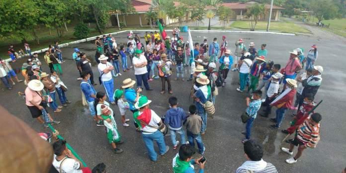Encuentro de comunidades indígenas se desarrolla este 21 y 22 de septiembre en San Agustín