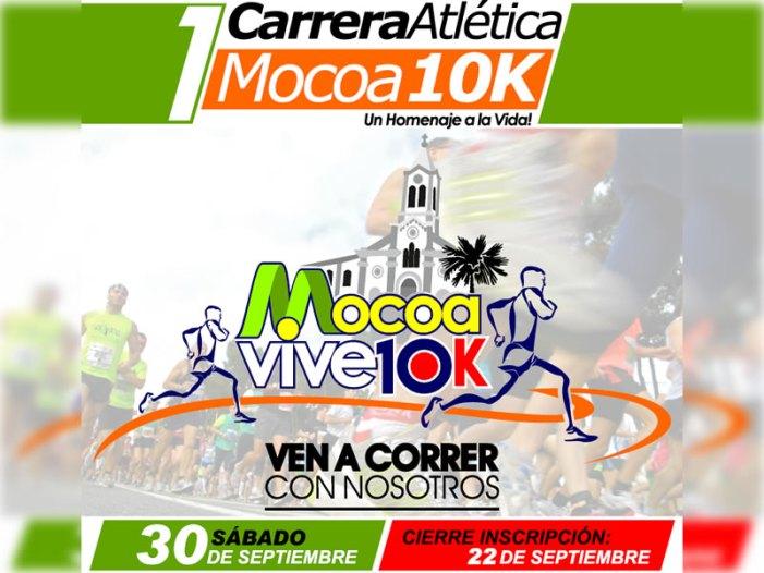 Se lanzó la 1ª Carrera Atlética Internacional Mocoa Vive 10 K