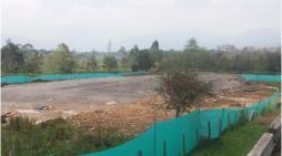 En Colón se construye patinódromo