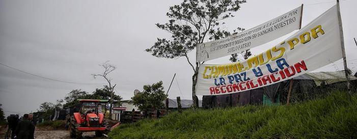 """""""Se acabó el pretexto de decir que en Colombia existía violencia porque había guerrilla"""": Luis Alberto Gómez García"""