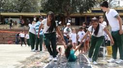 Más  de 159 municipios del país participaron en Aprendiendo al aire libre