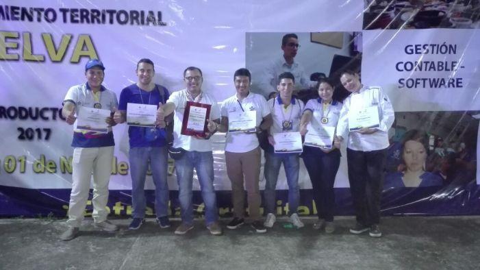 Medalla de Oro en habilidad de cocina ganó la Regional Putumayo