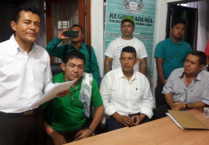 Alianza Verde inscribe sus candidatos a cámara de representantes