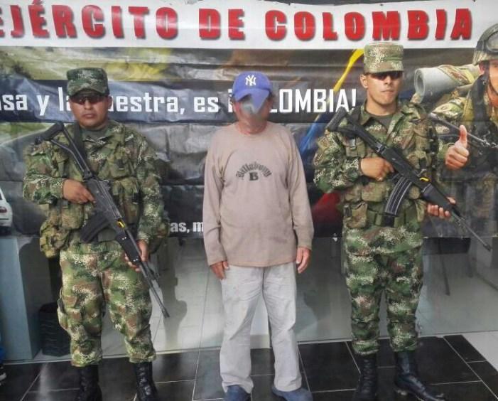 Ejército capturó a 2 personas durante operaciones militares en el Putumayo