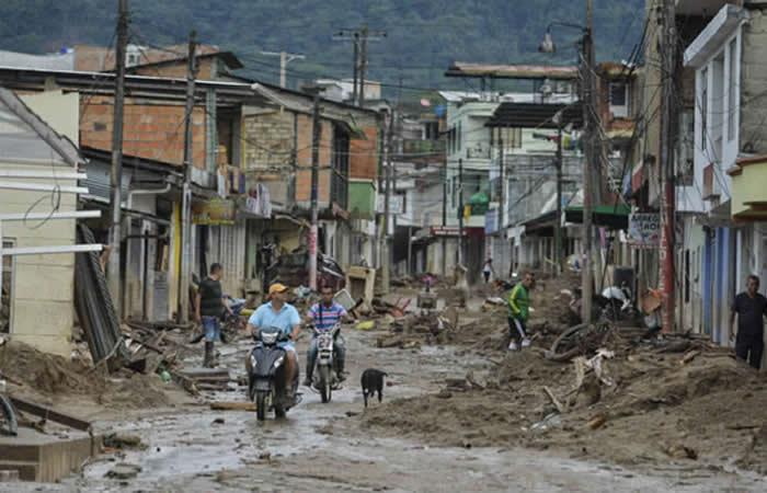 Actos de corrupción detrás de la tragedia de Mocoa