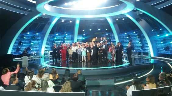 Revive los momentos más emotivos de la premiación de Valientes RCN 2017