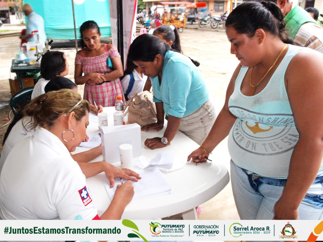 Meta de 450 mil inmunizados durante primera jornada nacional de vacunación