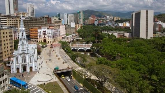 Bellisimas vacaciones en Calí, Colombia