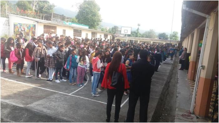 Comenzaron labores educativas en la IE Sucre de Colón