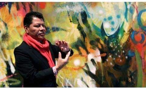 Carlos Jacanamijoy : Conversatorio Vida y Obra