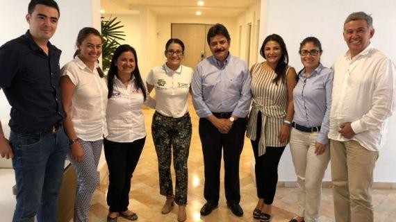 Gobernadora reelecta Presidenta del OCAD Centro Sur