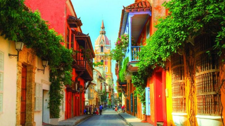 Cartagena, Colombia: Un destino soñado