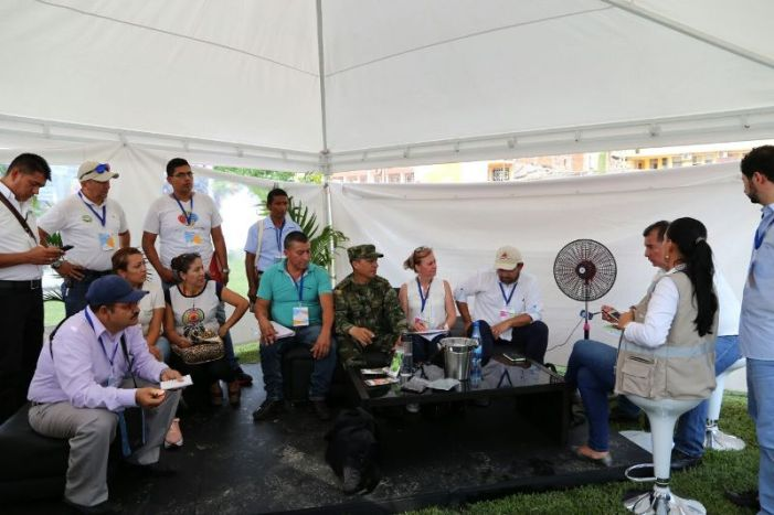 Programa Fe en Colombia- Pasión Putumayo llega al sur del país