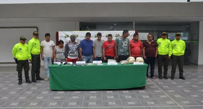 Desarticulada organización dedicada al narcotráfico en el Putumayo