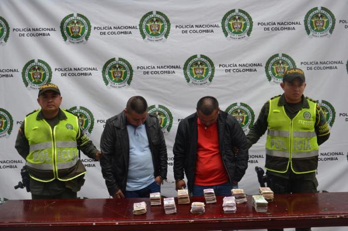 Incautados 218 millones de pesos en vías del Putumayo