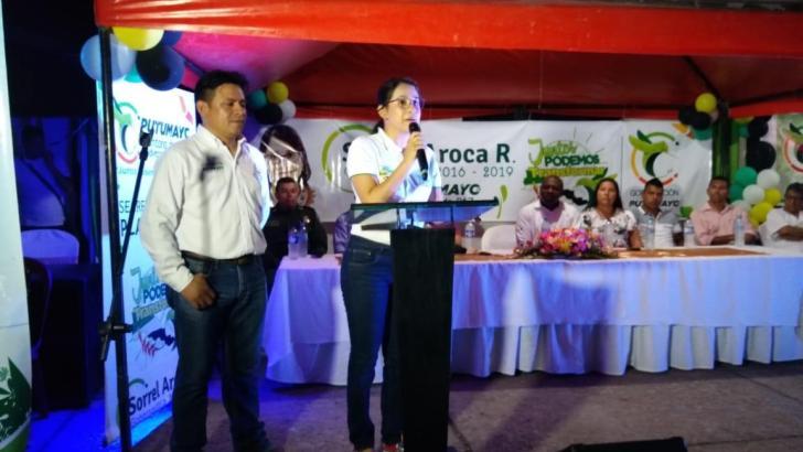 Inician obras de reposición sistemas alcantarillado sanitario en Orito
