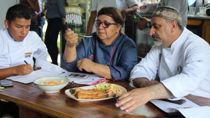 Cierre de cocina en vivo en segundo día del Festival 'Sabores de mi Putumayo'