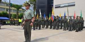 Coronel Francisco Gelvez Alemán, nuevo Comandante de Policía en Putumayo