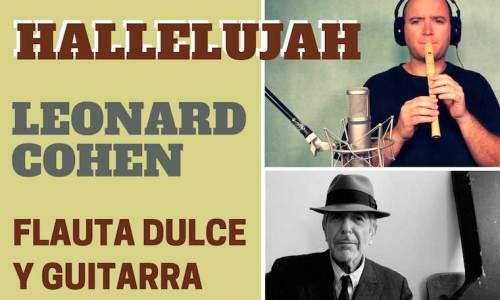 Hallelujah Leonard Cohen