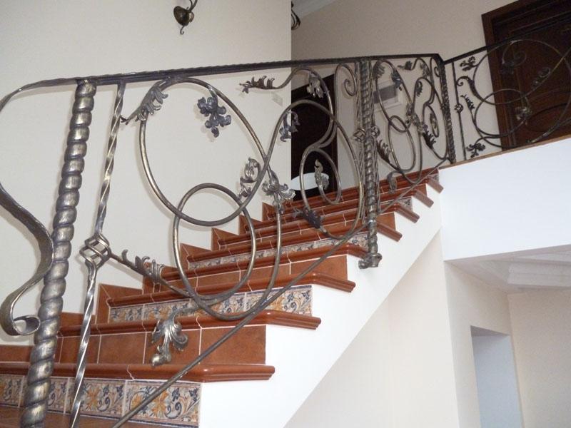 Лестницы и перила в Алматы (для примера №1)