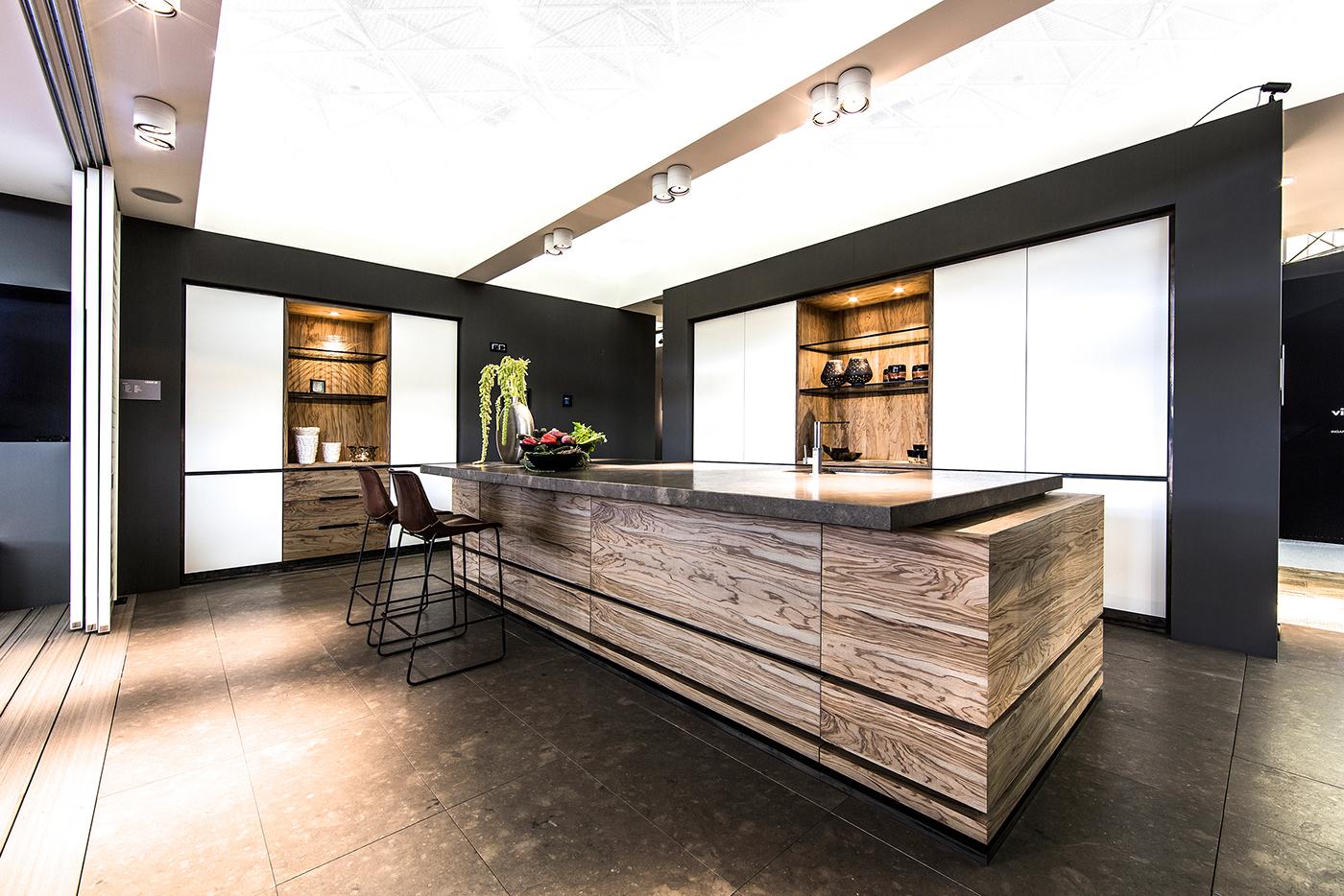Oliva Kitchen Design For Tinello On Behance
