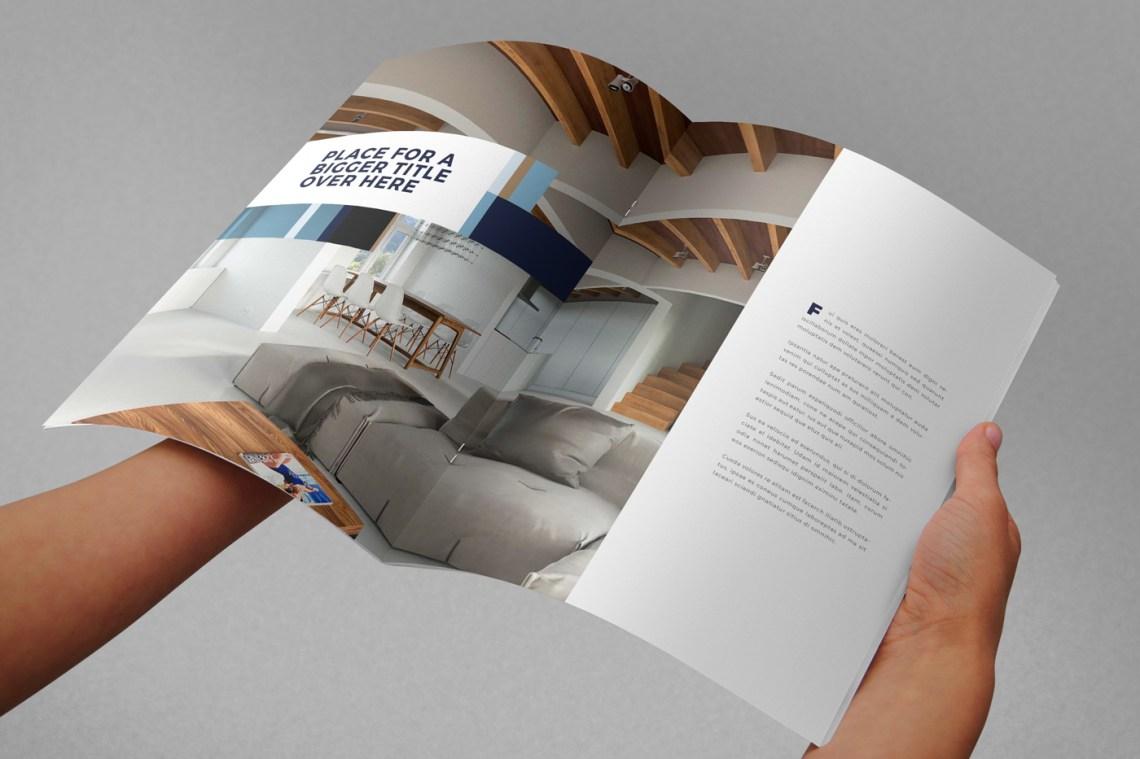 Modern Interior Design Magazine on Behance