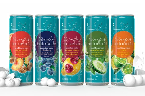 Simply Balanced Sparkling Water - Target on Behance
