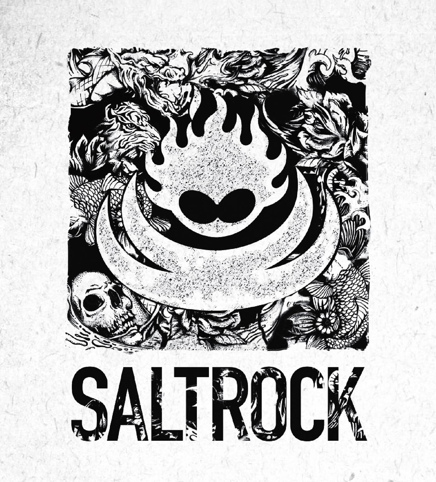 Saltrock Corp Tee Prints On Behance