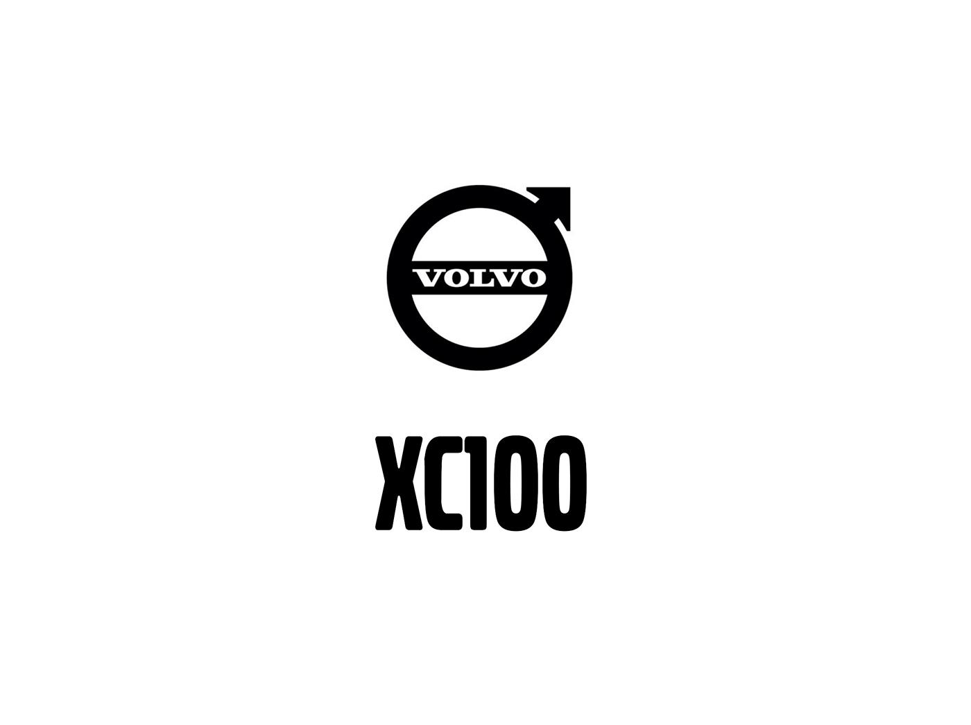 Volvo Xc100 On Behance