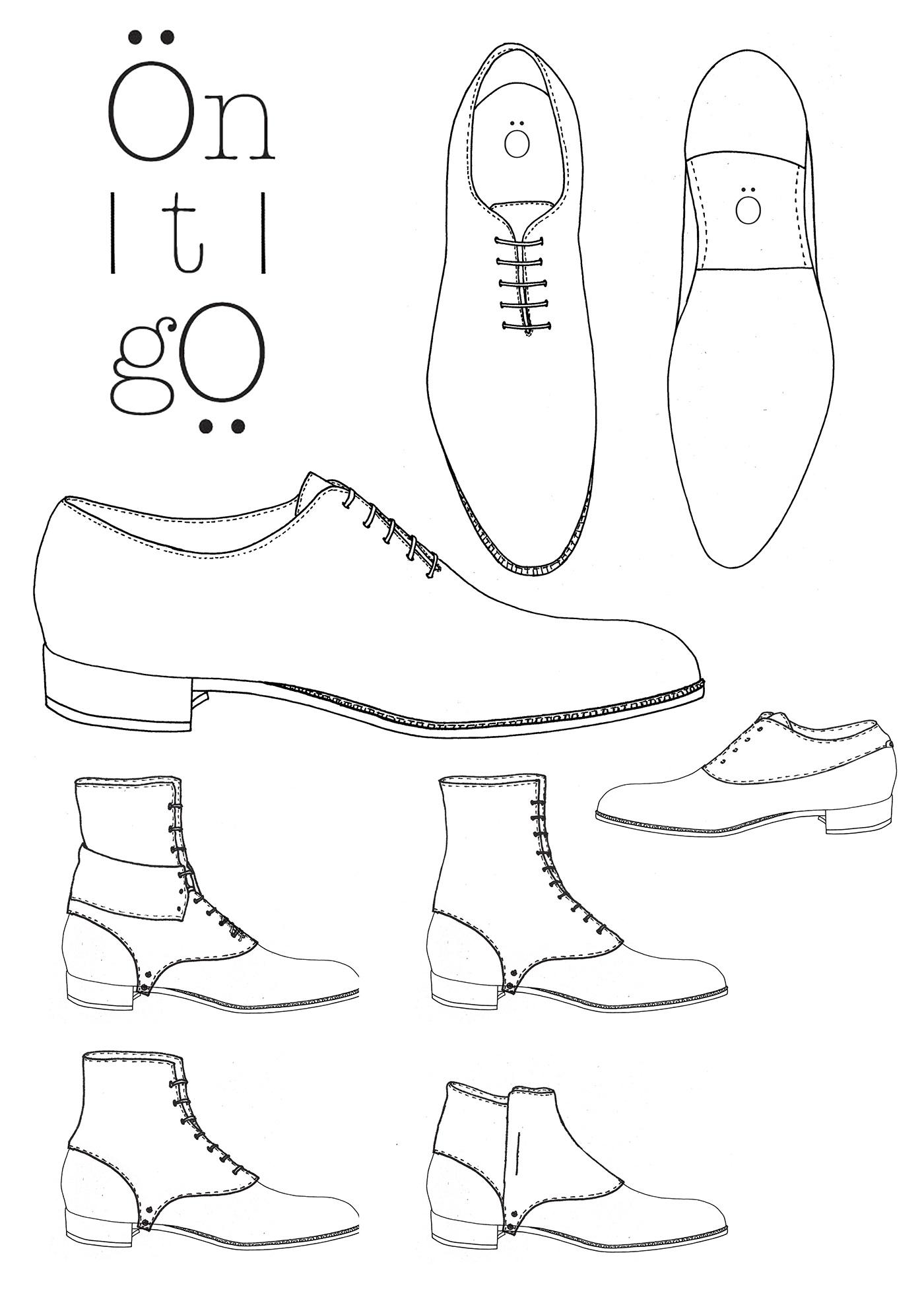Onthego Shoe Concept On Behance