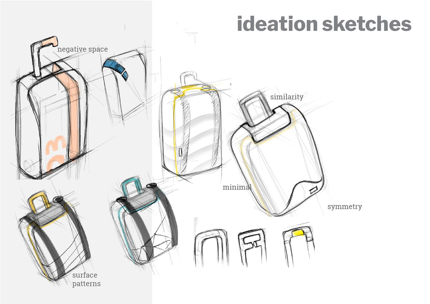 Stair Climbing Luggage On Behance