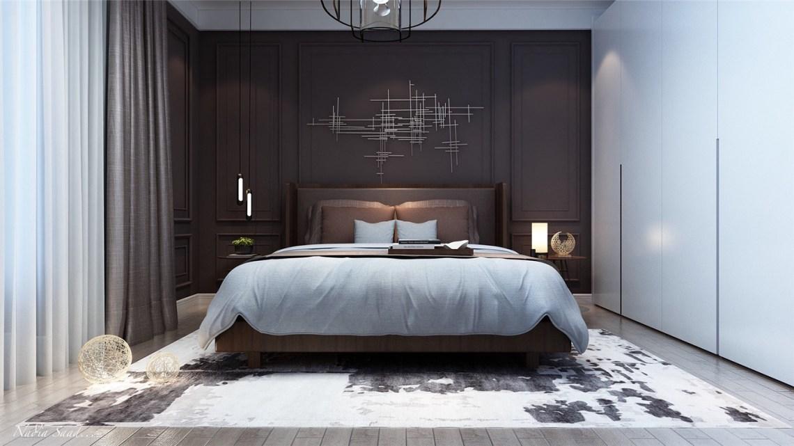 Ultra modern bedroom design on Behance