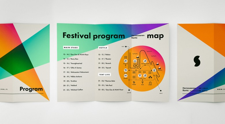 Spotlight Festival Identity Manitou Design 12