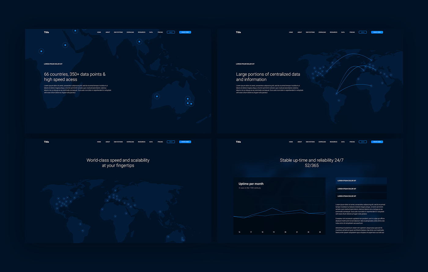 Data Visualization Project Showcase Amp Ideas On Behance