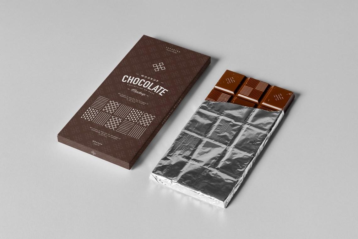 Download Chocolate Box Mockup - Free Download Mockup