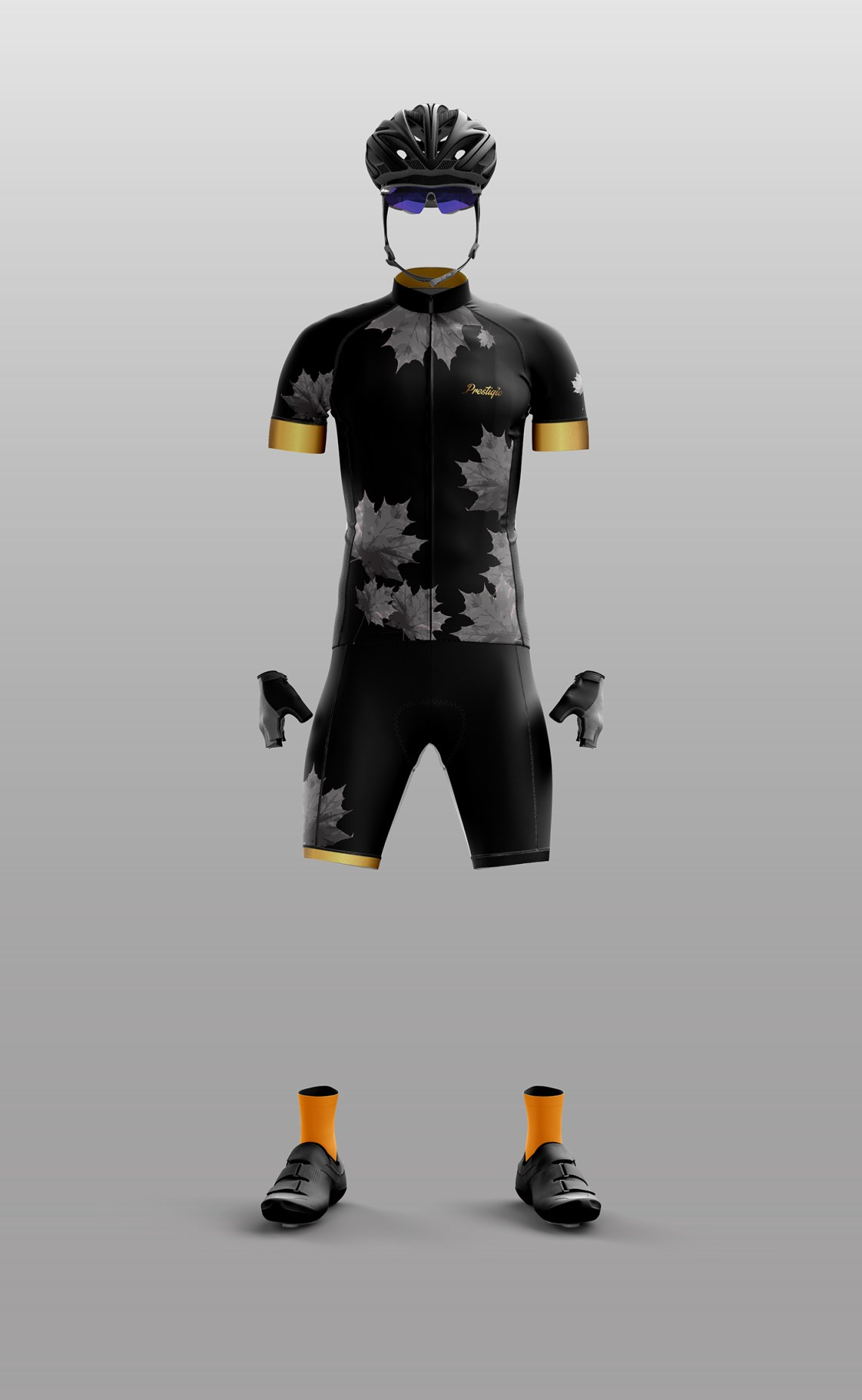 Download Cycling Kit Real Mockup on Behance