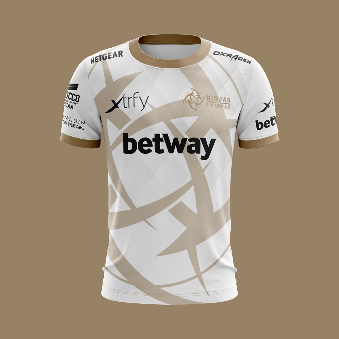 Download Esports Jersey Mockups on Behance