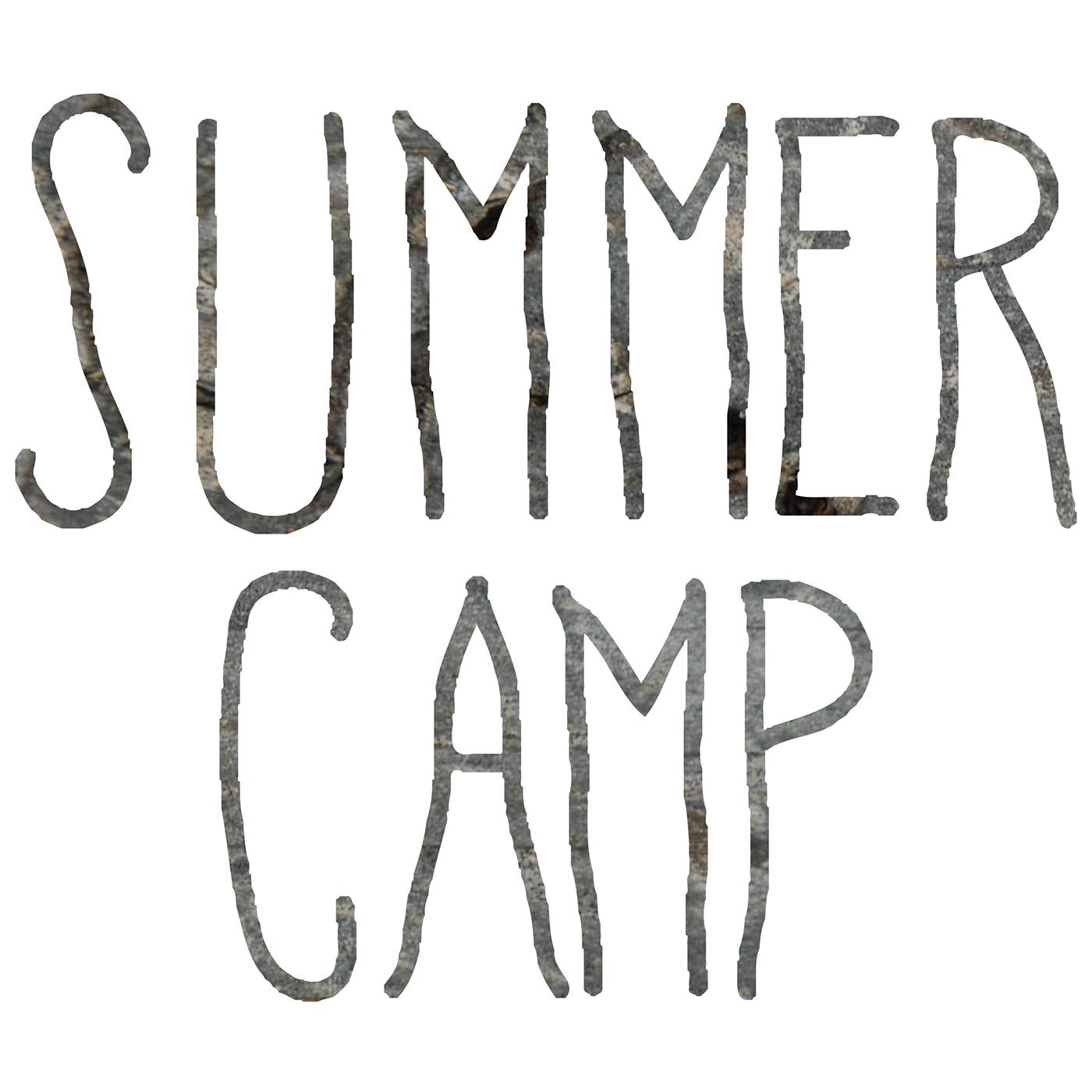 Summer Camp Font On Behance