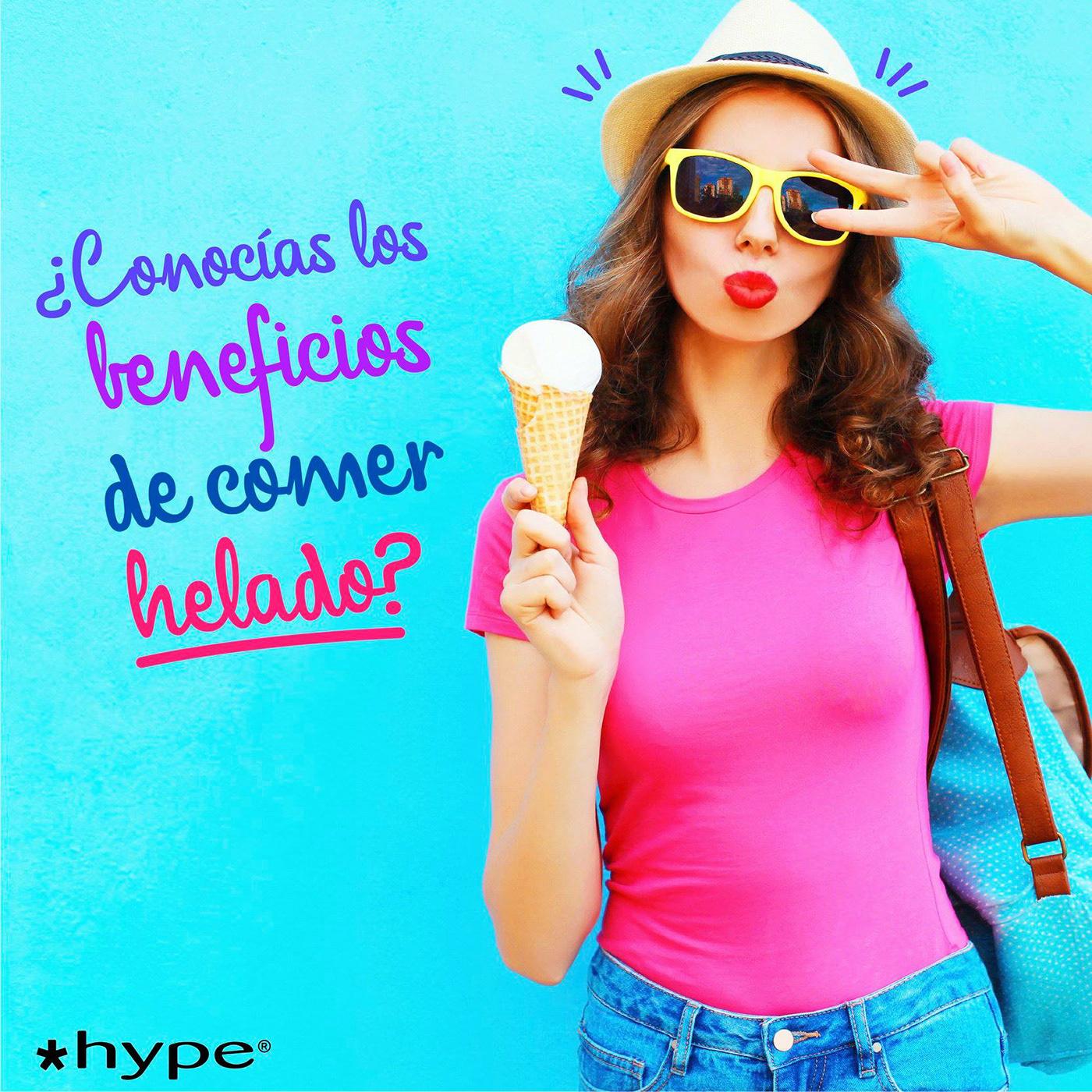 Social Media l Hype® on Behance