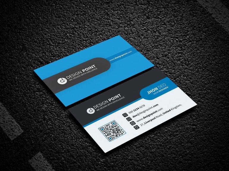 Creative Business Card (Freebie)