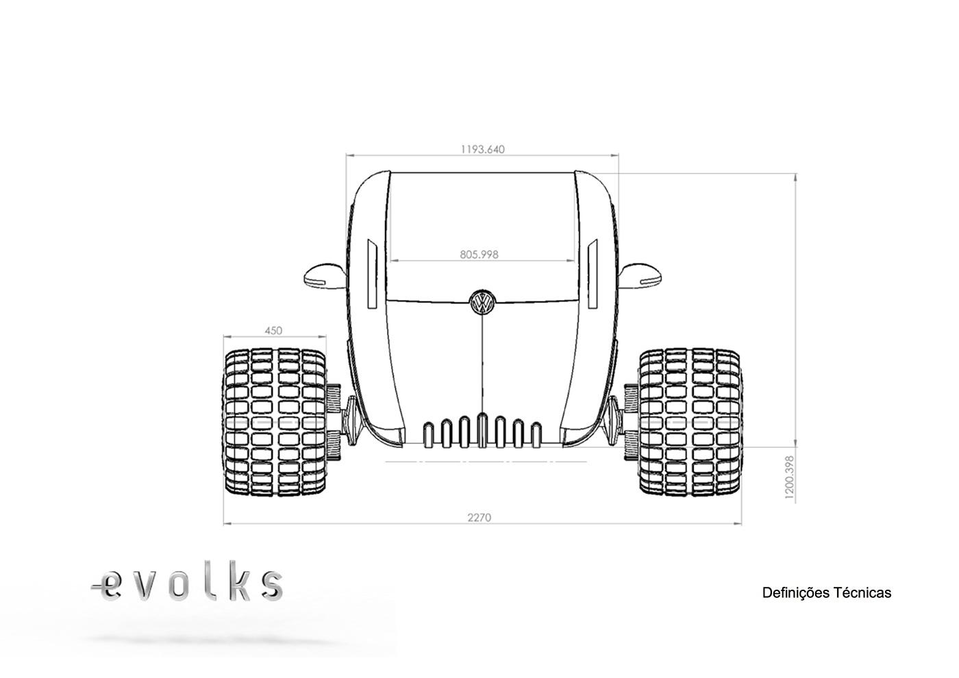 Chevrolet Electric Car Concept